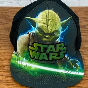 Star Wars Concept One Snap Back Yoda Hat